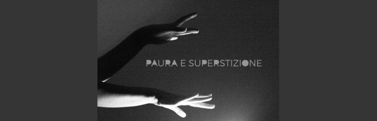 Copertina ottobre 2018 - Paura e superstizione