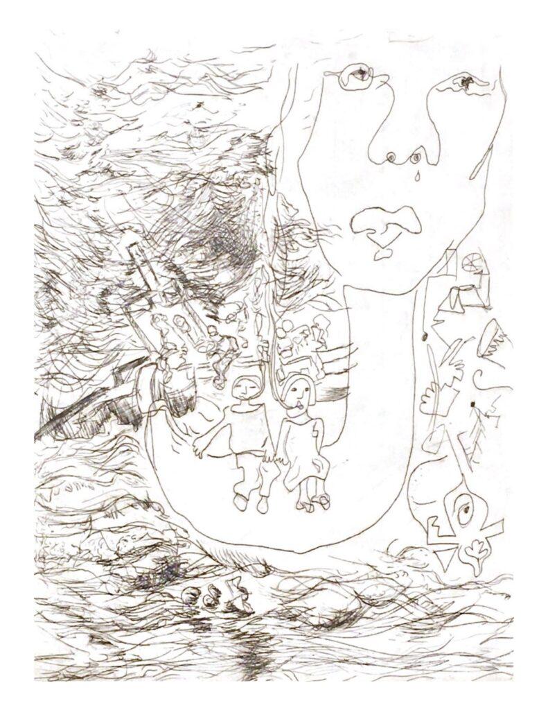 Opera di Irene Puglisi